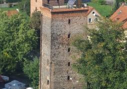 Wieża wodna w Fromborku