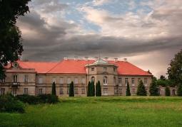 Zespół pałacowo - parkowy Lipskich - Czerniejewo