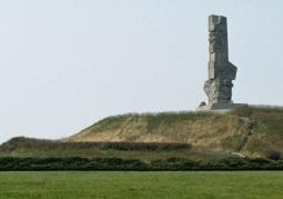 Pomnik Obrońców Wybrzeża i kopiec