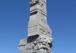 Pomnik w 2010 roku