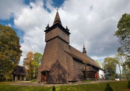 Wooden Church in Orawka
