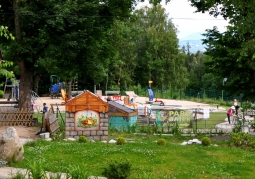 Park Bajek - Karpacz