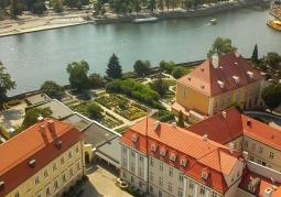Wrocław z góry