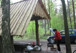 Lasy Kozłowieckie - Kozłowiecki Park Krajobrazowy