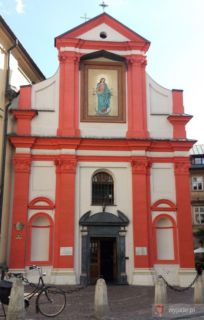 Zabytkowy Kościół sióstr prezentek