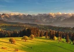 Przełęcz nad Łapszanką