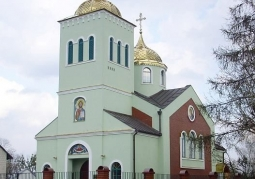 Orthodox church of St. Of Archangel Michael