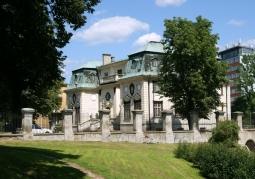 Letni Pałac Lubomirskich - Rzeszów