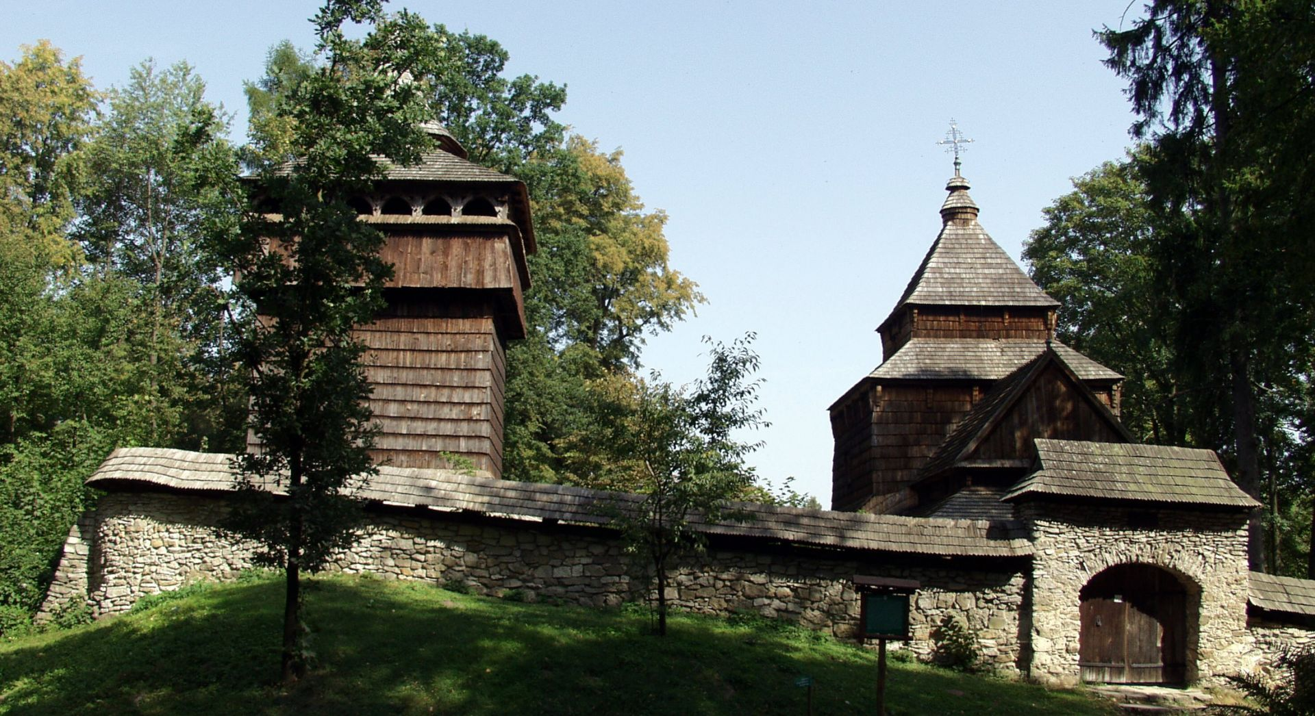 Zespół cerkiewny w Radrużu
