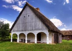 Cottage from Pułków Wielki