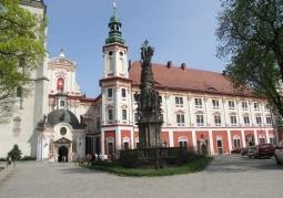 Zespół Klasztorny Opactwa Cysterskiego - Henryków