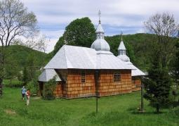 Cerkiew Przeniesienia Relikwii św. Mikołaja - Olchowiec