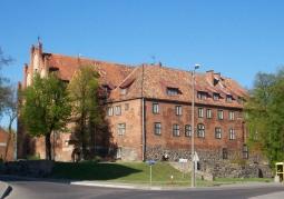 Zamek krzyżacki - Muzeum im. Wojciecha Kętrzyńskiego