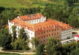 Zamek krzyżacki - Ryn