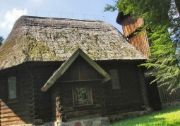Museum of Folk Architecture - Ethnographic Park