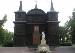 Kościół Wniebowzięcia Najświętszej Maryi Panny - Kampinos