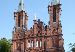 Neo-Gothic church