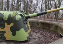 Bateria Redłowska - Rezerwat przyrody Kępa Redłowska