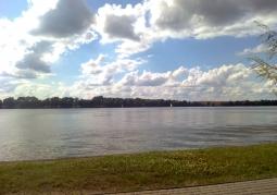 Ełckie Lake