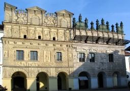 Kamienice Przybyłów - Kazimierz Dolny
