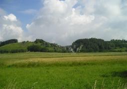 Panorama dolin jurajskich