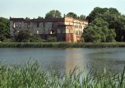 Ruiny zamku szlacheckiego
