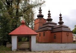 Cerkiew i jej otoczenie