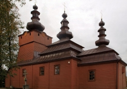 Cerkiew św. Michała Archanioła - Wysowa-Zdrój