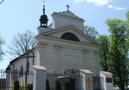 The church Bartholomew the Apostle - Jerzmanowice