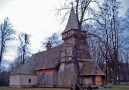 Kościół pw. św. Szymona i Judy Tadeusza - Białka Tatrzańska