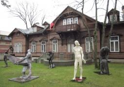 Muzeum Rzeźby Alfonsa Karnego - Białystok