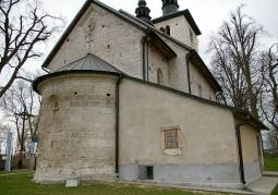 Przykład architektury romańskiej