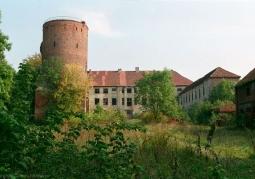Ruiny zamku w Swobnicy