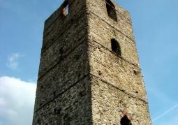 Defensive tower in Stołpie