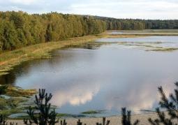 Stawy Echo - Roztoczański Park Narodowy