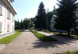 Centrum Iwonicza-Zdroju
