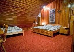 Zakopane pokoje w stylu regionalnym