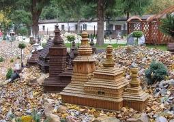 Park of Miniature Temples