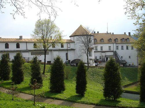 Zamek Kmitów