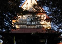 Kościół św. Michała Archanioła - Dwernik