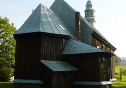 Cerkiew pw. św. Apostoła Łukasza - Bandrów Narodowy