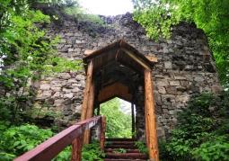 Wejście do ruin