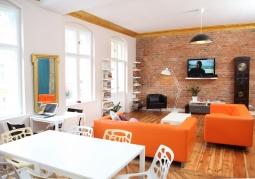 Pokój wspólny dostępny dla gości