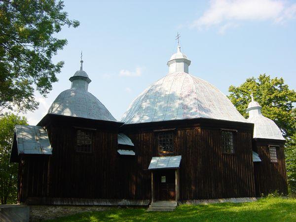 Kościół w Michniowcu