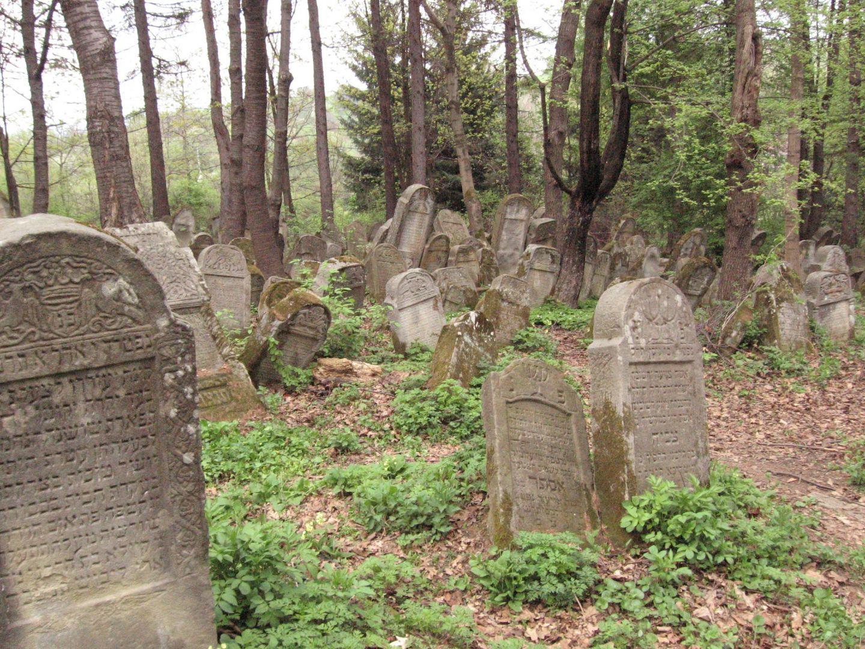 Cmentarz żydowski Kirkut