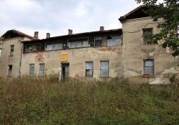 Ruiny dworu Herburtów