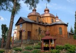 Cerkiew św. Jerzego w Jurowcach