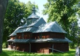Cerkiew od południowego wschodu