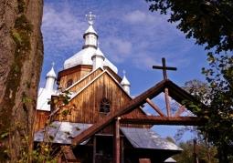 Cerkiew św. Mikołaja - Hoszów