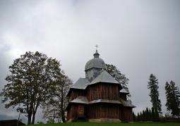 Cerkiew Narodzenia Matki Bożej - Hoszowczyk
